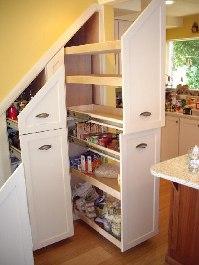 Custom made cabinets for under stairs - Under stairs cabinet ideas ...